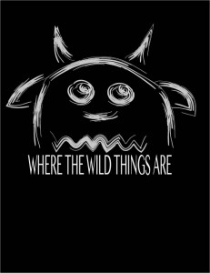 Where the Wild Things Are Logo